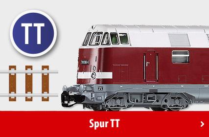 Modelleisenbahn - Spur TT
