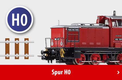 Modelleisenbahn - Spur H0