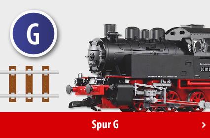 Modelleisenbahn - Spur G