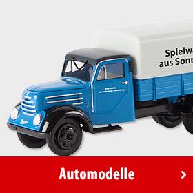 Modelleisenbahn - Autos