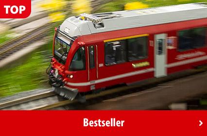 Modelleisenbahn - Bestseller