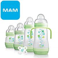 MAM Anti-Colic Flaschen