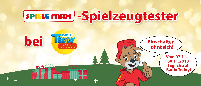Radio Teddy Spielzeugtester
