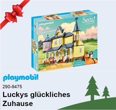 Playmobil Luckys glückliches Zuhause