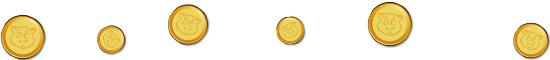 SPIELE MAX Schatzkarte Münzen