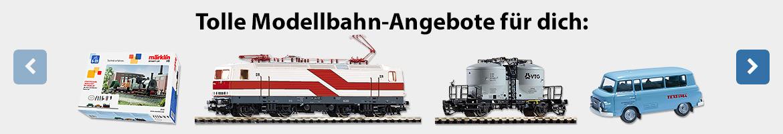 Modellbahn Banner