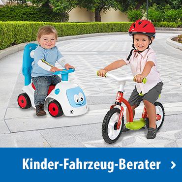 Kinder-Fahrzeug-Berater
