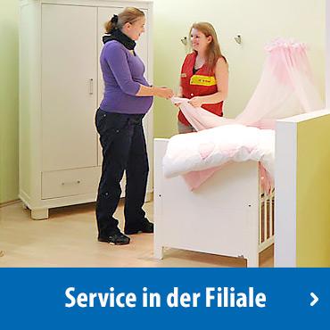 Service in deiner Filiale