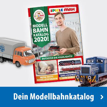 Modellbahnkatalog 2020!