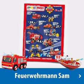 Feuerwehrmann Sam Plakat