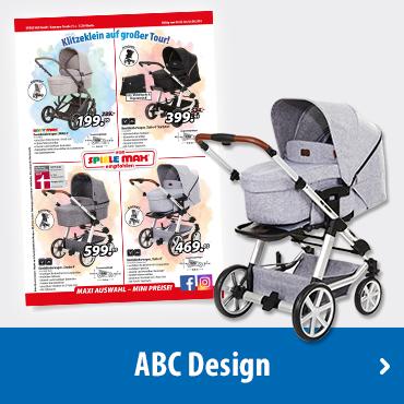 ABC Design Plakat