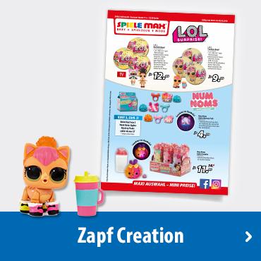 Zapf Plakat