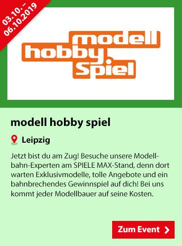 SPIELE MAX Eventkalender - modell hobby spiel