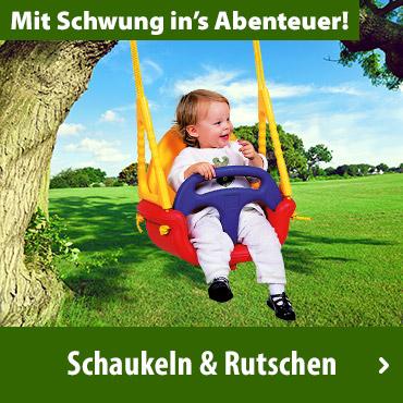 Schaukeln & Rutschen