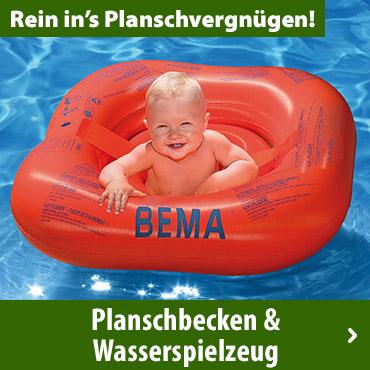 Planschbecken & Wasserspielzeug
