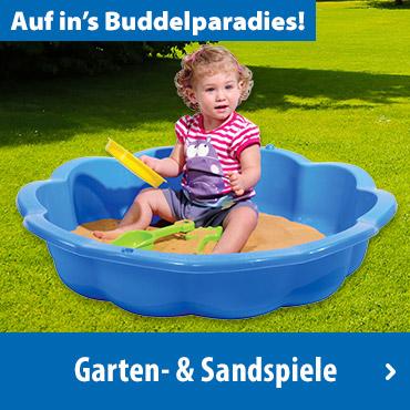 Garten- & Sandspiele