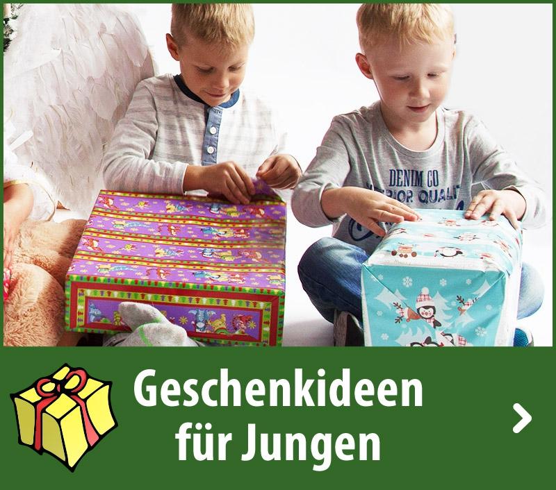 Geschenkideen für Jungen