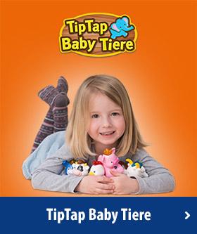 TipTap Baby Tiere