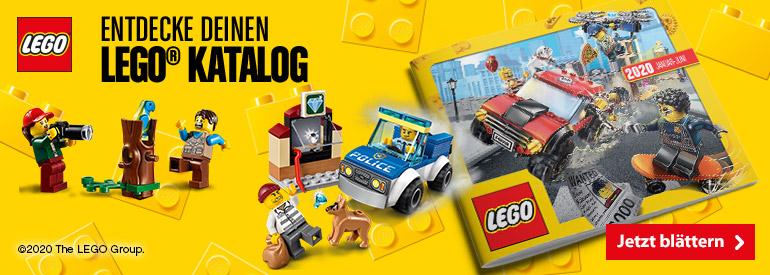 LEGO Katalog 2020 - Januar bis Juni