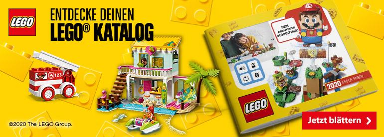 LEGO Katalog 2020 - Juni bis Dezember