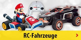 Spielzeug - RC-Fahrzeuge