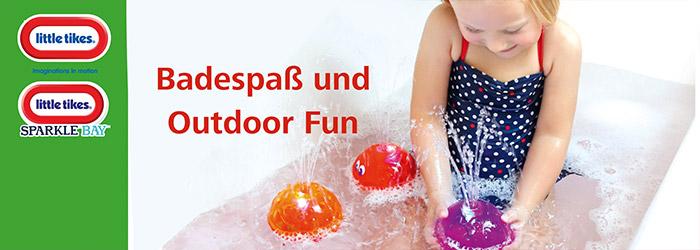 Badespaß und Outdoor Fun