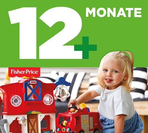 Fisher-Price - ab 12 Monate