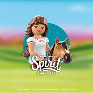 PLAYMOBIL Spirit