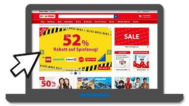 SPIELE MAX Online Shop