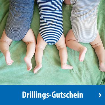 Drillings-Gutschein