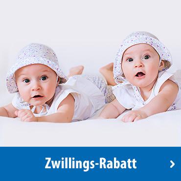 Zwillingsrabatt