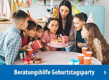 Beratungshilfe Geburtstagsparty