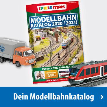 Dein Modellbahnkatalog 2020/2021!