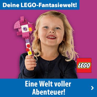 LEGO - Eine Welt voller Abenteuer!