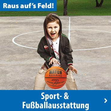 Sport- & Fußballausstattung