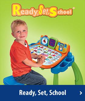 Vtech Ready, Set, School