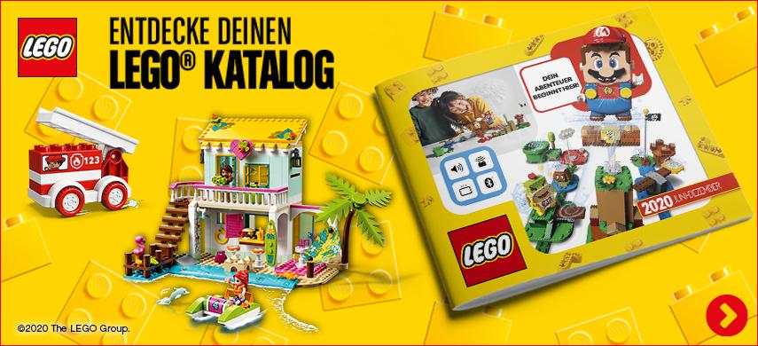 LEGO Katalog durchblättern