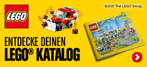 LEGO Katalog 2021 durchblättern