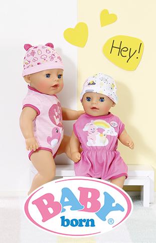 Zapf Creation Baby born® Artikel